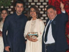 Hey Ranbir Kapoor, Your Dad Rishi Really, Really Thinks You Should Get Married Now