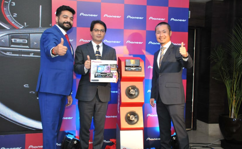 The Pioneer Smart Sync system is priced at Rs. 7,150