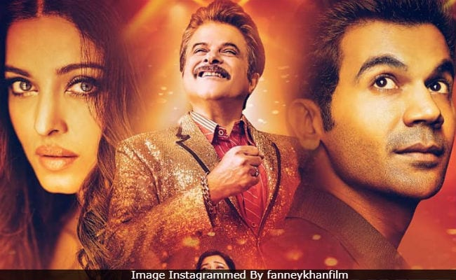 Fanney Khan Box Office Collection Day 5: Anil Kapoor And Aishwarya Rai Bachchan's Film Falls Further. Now At 8 Crore