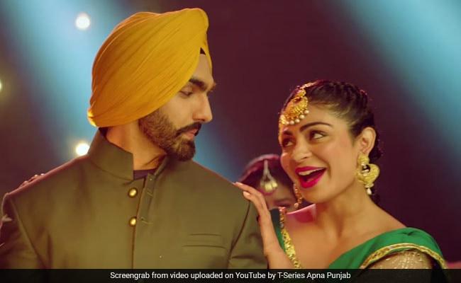 शरारा पहन पंजाबी एक्ट्रेस ने लगाए ऐसे ठुमके, 30 करोड़ बार देखा गया 'लौंग लाची' का वीडियो...