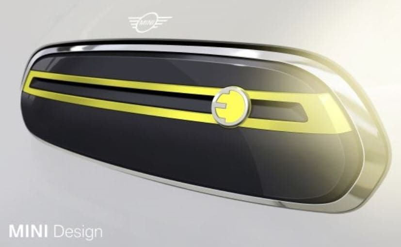 Mini Electric Vehicle Teased For The First Time