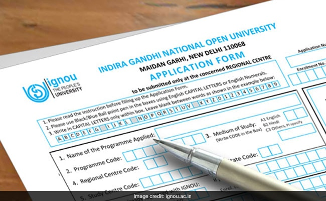IGNOU Extends June Exam Form Submission Deadline; Details Here
