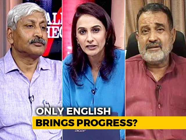 Video : English vs Kannada: Regional Pride Or Modern Necessity?
