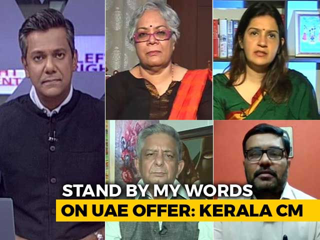 Video: Rebuilding Kerala: Centre Doing Enough?