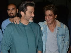 'You Are My Fanney Khan': Shah Rukh Khan To Anil Kapoor