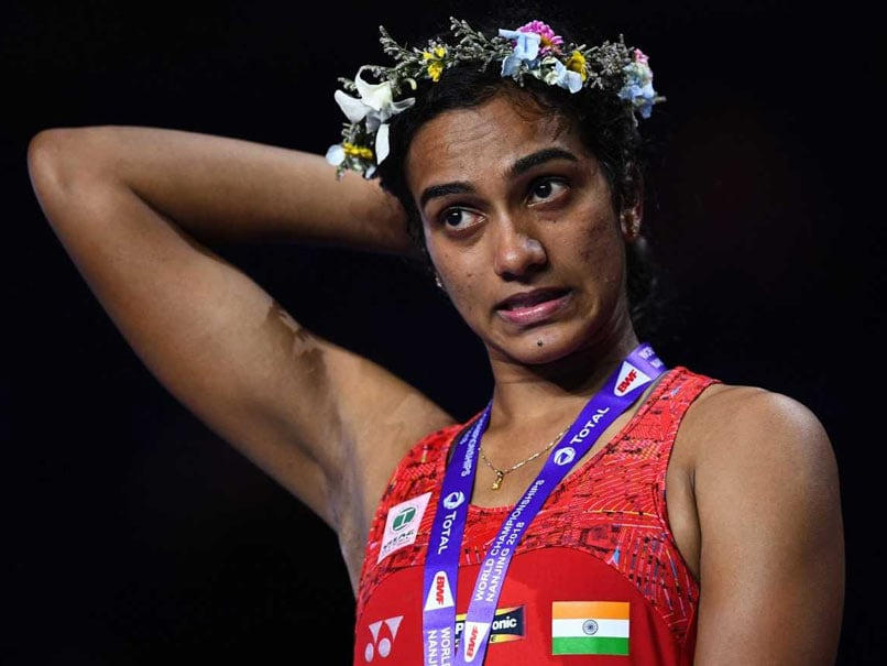 World Championships 2018: PV Sindhu Says It