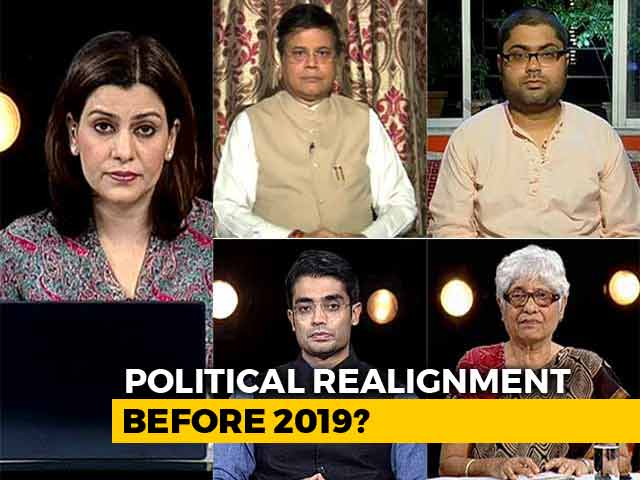 Video : Easy Win For Centre In Rajya Sabha Test: BJP Finds New Friends For 2019?
