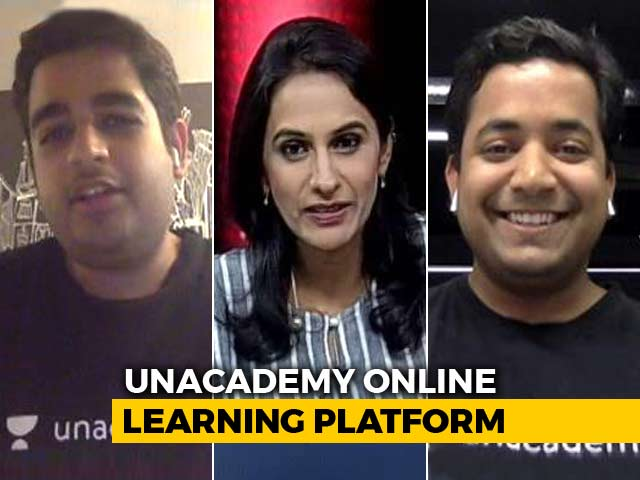 Video : Learning, The 'Unacademy' Way