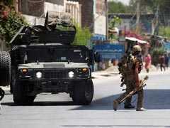 Terrorists Take Dozens Hostage In Afghanistan's Jalalabad