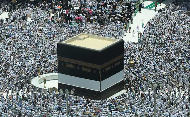 Over 02 million pilgrims start moving to Mina, Hajj 2018 rituals begin