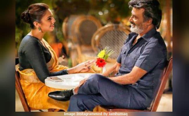 Rajinikanth's Kaala Trailer Goes Viral. 'Grateful,' Says Huma Qureshi