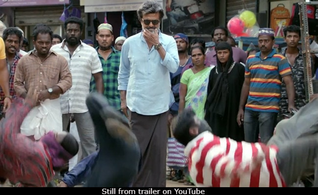 Kaala Trailer, With Rajinikanth As 'King Of Dharavi,' Goes Instantly Viral