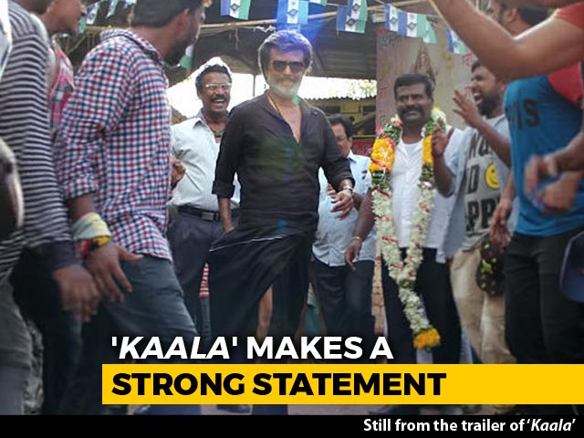 First Impressions Of Rajinikanth's 'Kaala'