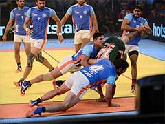 India Put On Masterclass In Kabaddi Masters Opener, Thrash Pakistan 36-20