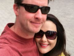 Preity Zinta Instagrams A '<I>Jaadu Ki Jhappi</i>' Pic With Husband Gene Goodenough
