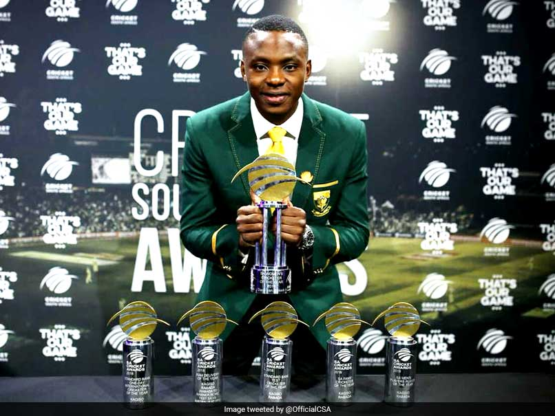 Kagiso Rabada Named South Africa