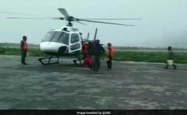 Over 100 Indian Kailash Mansarovar Pilgrims In Nepal Evacuated