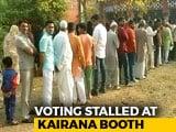Video : Bypolls In 10 States, Voting Machine Snag In UP's Kairana