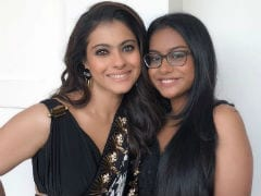 Kajol And Daughter Nysa Light Up Singapore With Their Smiles