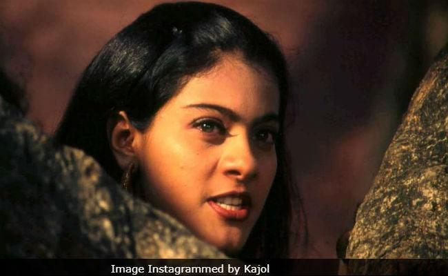 Kajol's Monday Morning Post Explains Her Nineties Hit Gupt
