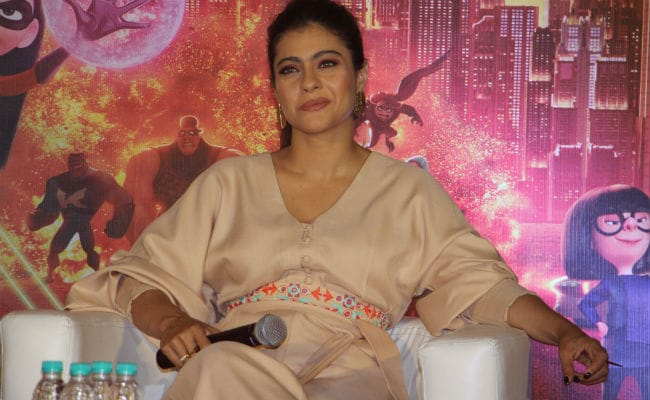 Kajol Would Love To Play Superhero In Indian Film But She's Confused About Her Superpower
