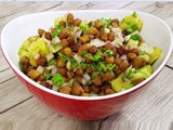 Video: Kala Chana Chaat