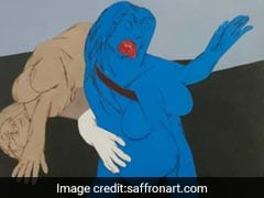 Indian Painter Tyeb Mehta's 'Kali' Fetches Whopping Rs 26.4 Crores