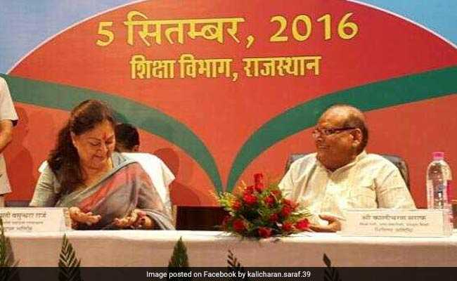 'Those With Approach Get Priority For Transfer,' Says Rajasthan Minister