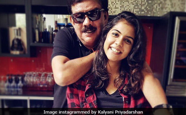Filmmaker Priyadarshan's Daughter Says 'Family Couldn't Believe That She Can Act'