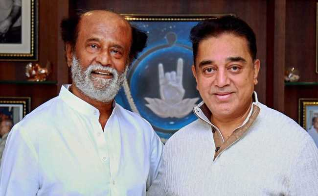 kamal haasan and rajinikanth