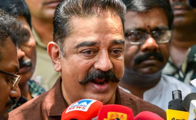 Kamal Haasan Hits Out At Tamil Nadu Government On Expressway Arrests