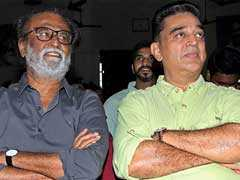 Kamal Haasan Meets Rajinikanth, Says No Politics Discussed