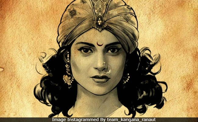 history of maharani laxmi bai in hindi