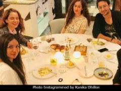 <I>Mental Hai Kya</I>: Kangana Ranaut Is Having A Gala Time In London. Here's Proof