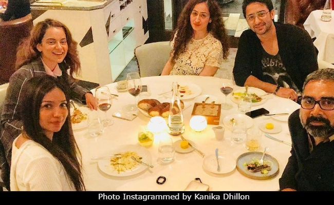 Mental Hai Kya: Kangana Ranaut Is Having A Gala Time In London. Here's Proof