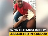 Video : On Camera, Muslim Man Assaulted For Being Friends With Hindu Woman In UP
