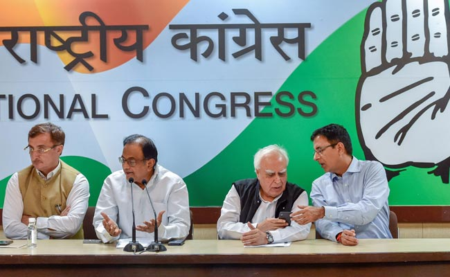 'Your Nana-Nanis Collaborated With British': Congress' Reply To PM's Jibe