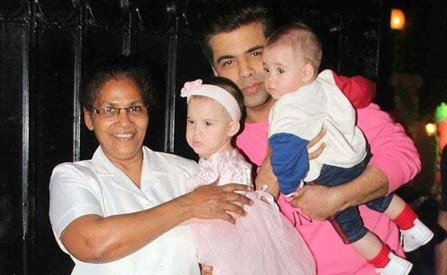 Karan Johar's Twins Roohi And Yash's 'Shouting Match' Is So, So Adorable