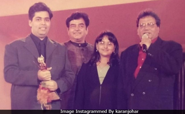 Major Throwback: Yes, That's Sonakshi Sinha In Pic Shared By Karan Johar