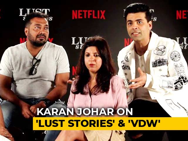 Karan Johar On Lust Stories & Swara's Bold Scenes In VDW