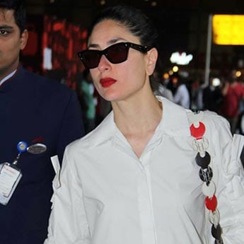 Style Tips From Kareena Kapoor: How To Glam Up The White Shirt And Denim Look