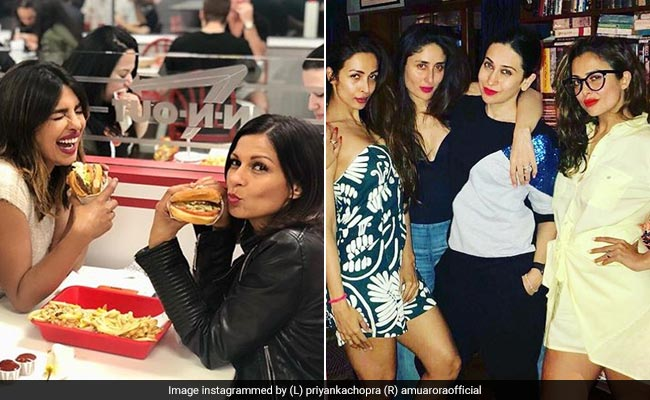 Kareena Kapoor Priyanka Chopra Show Us Why Spending Time With Your