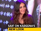 Video : Watch | What Did Saif Think Of Kareena's Look In Her New Song #<i>Tareefan</i>?