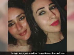 Kareena Kapoor And Karisma Kapoor Continue London Vacation With 'Game Fever'