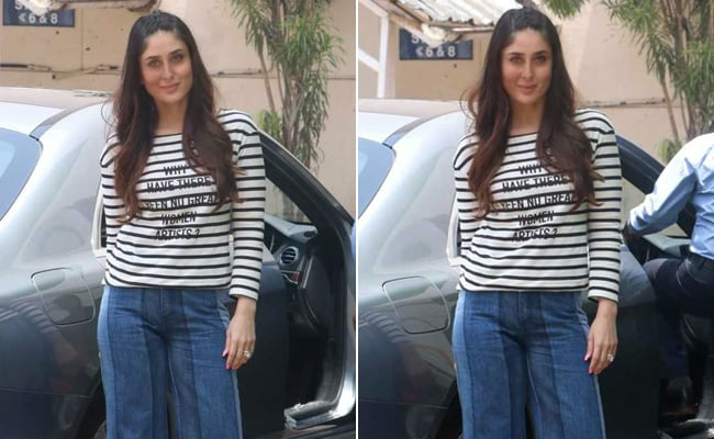 Kareena Kapoor's Mohawk Braid Is Equal Parts Edgy, Equal Parts Cool