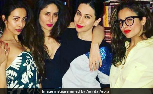Kareena Kapoor And The 'Original Veeres' Partied Last Night. See Pics