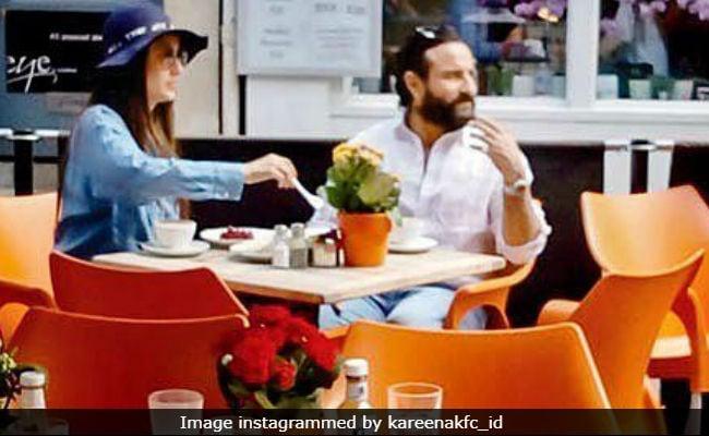 In Kareena Kapoor And Saif Ali Khan's New London Vacay Pic, We're Missing Taimur