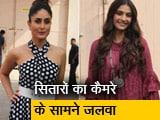 Videos : वीरे दी वेडिंग के रिलीज से पहले कैमरे के सामने कुछ ऐसे दिखीं करीना और सोनम