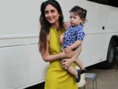 <i>Veere Di Wedding</i>: Kareena Kapoor Brings Son Taimur To Promotions, Saif Ali Khan Joins In Too