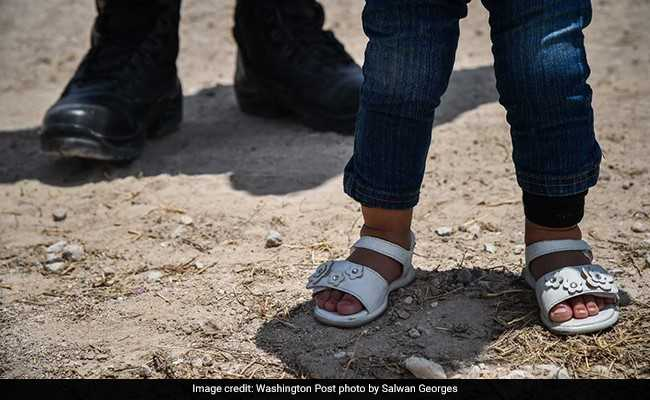 'It's Wrong': Texas Sheriff Refuses To Guard Migrant Children Tent City